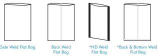 Hd Flat bags styles