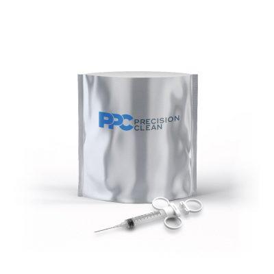 PPC Precision Clean Barrier Foil Pouches Packaging