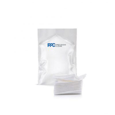 Chevron pouch ppc precision clean cleanroom packaging