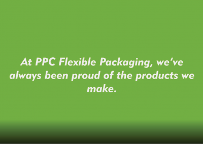 PPC Flex – Our products matter (video)