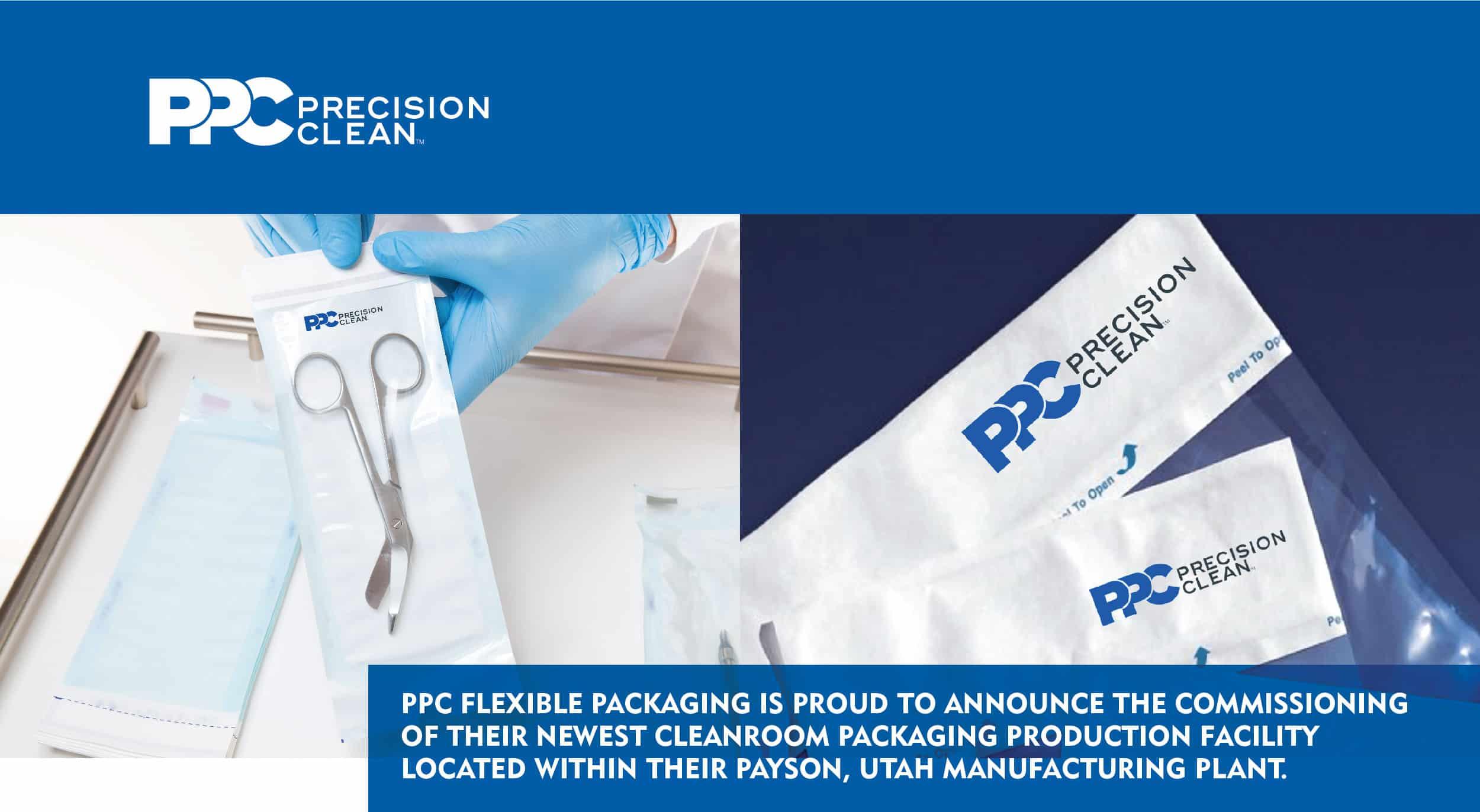 Clean Room Press Release Design Link 01